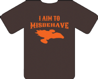 AIM TO MISBEHAVE - INSPIRED BY FIREFLY SERENITY